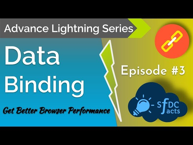 Advance Lightning Series - Episode 3 - Data Binding
