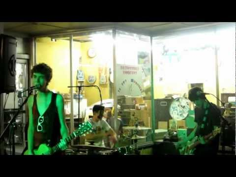 Deceptively Innocent- Horseshoes and Hand Grenades cover