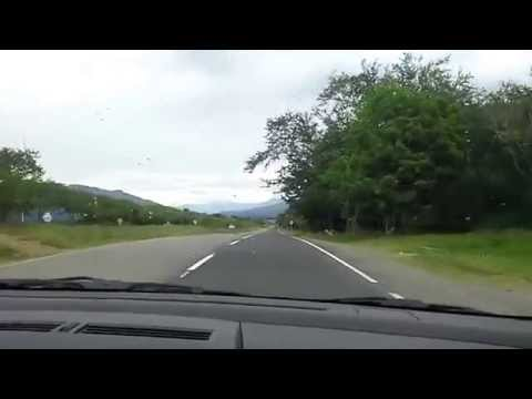 Trip on the roads of Colombia to the coffee areas Manizales, Pereira y Armenia