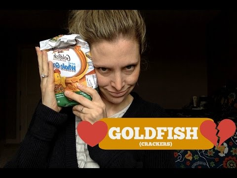 Top 3 Reasons Why I LOVE/HATE GOLDFISH