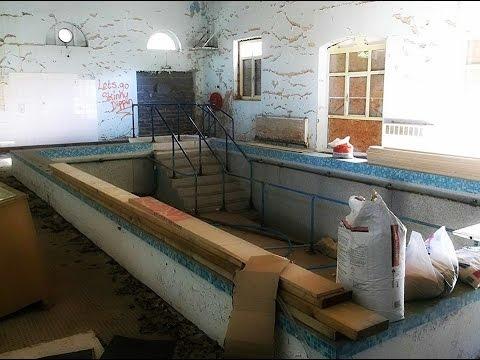 Woodhall Spa Baths....