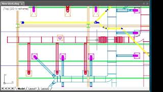 How to create a section from a 3D CAD model