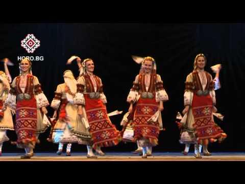 BG FOLK DANCE MASTERS - MACEDONIA REGION PART 4