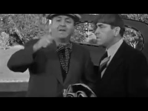 THE THREE STOOGES: 078 Busy Buddies (1944) (Remastered) Curly, Larry, Moe (16m53s)