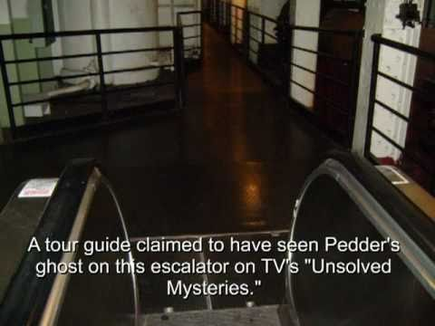 Scary Ghost Tour on the Queen Mary  YouTube