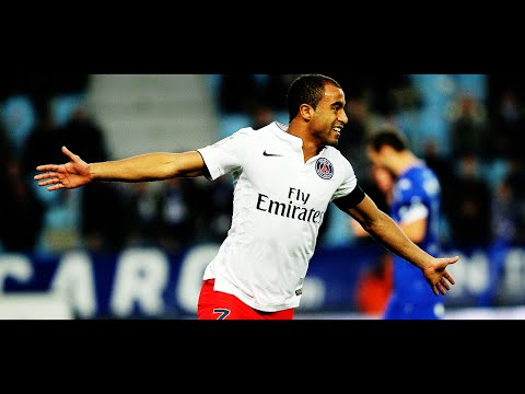 Lucas Moura - The Best Goals