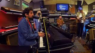 "Jacob Jeffries ""Punchline"" Live at Custom Vintage Keyboards"