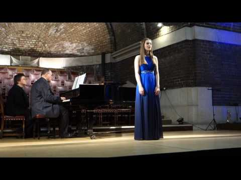 Angelina Dorlin-Barlow, Music for a While, Purcell