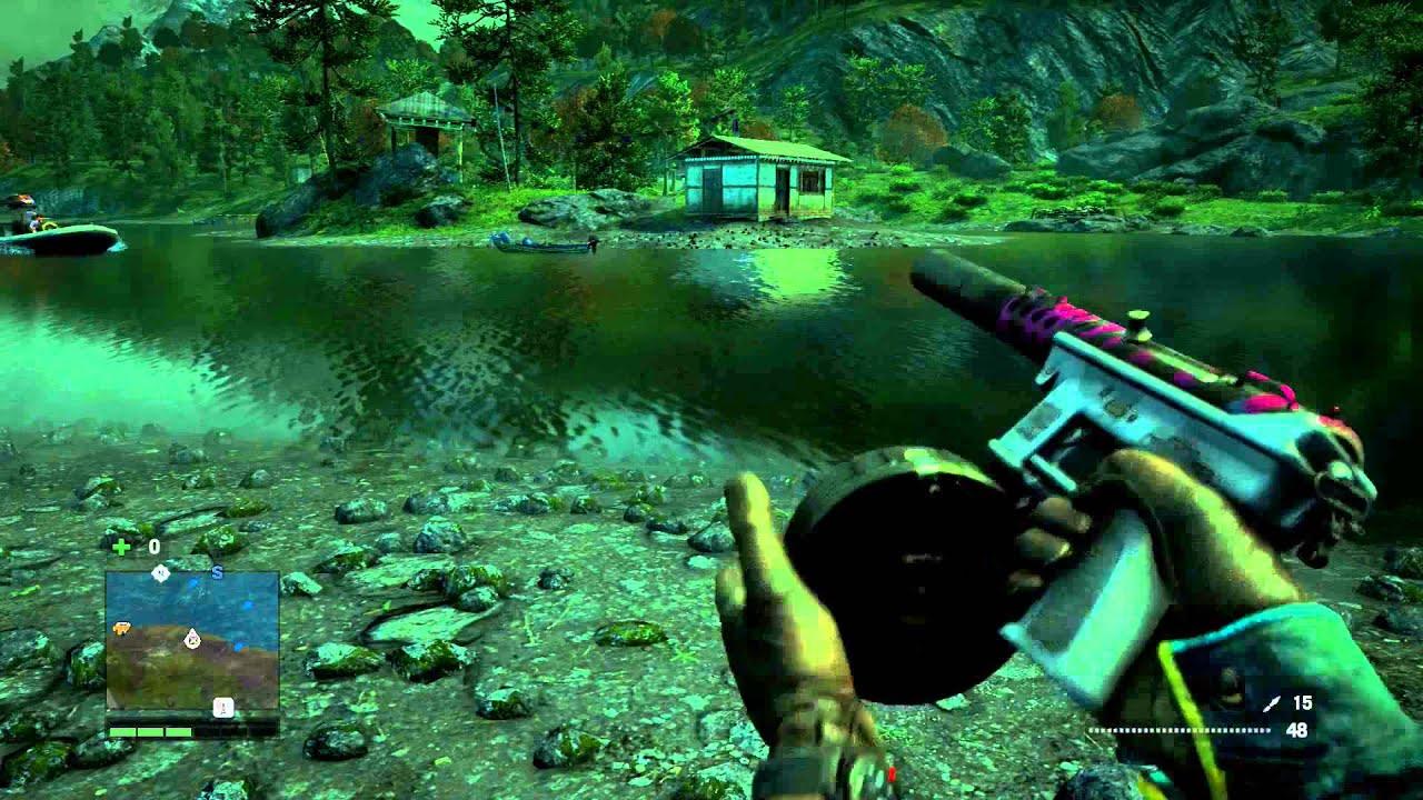 Far Cry 4 Unlimited Ammo Glitch Xbox One Gameplay YouTube
