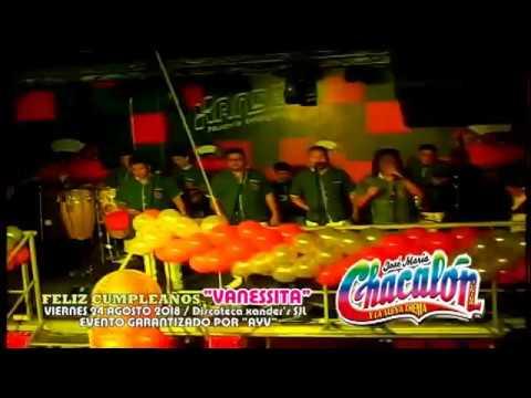 AUDIO 15 PRODUCCIONES - Jose Maria P CHACALON JR - DEJAME YA (VIEr24/08/18-EL XANDER'S)