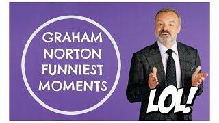 Graham Norton Funniest Moments (Compilation 6)
