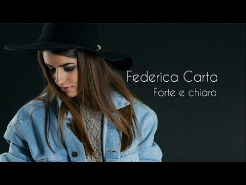 Federica Carta - Forte e Chiaro [Official Lyric Video]