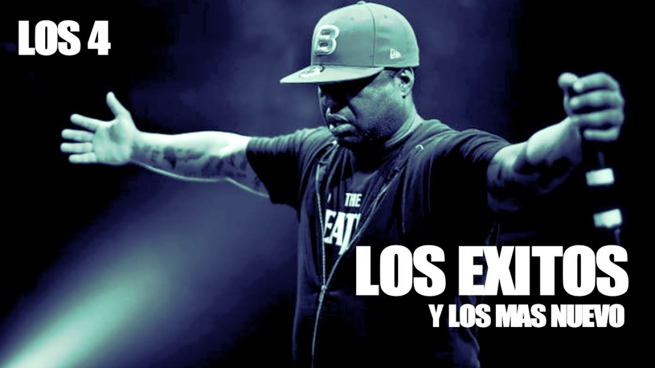 LOS 4 - LOS EXITOS Y LO MAS NUEVO (1 HOUR MIX)