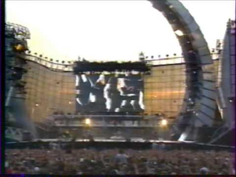 Rolling Stones - Paris - Hippodrome de Longchamp - 1995