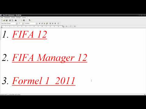 Fifa 12, Fifa Manager 12 U. Formel.1 2011 Download