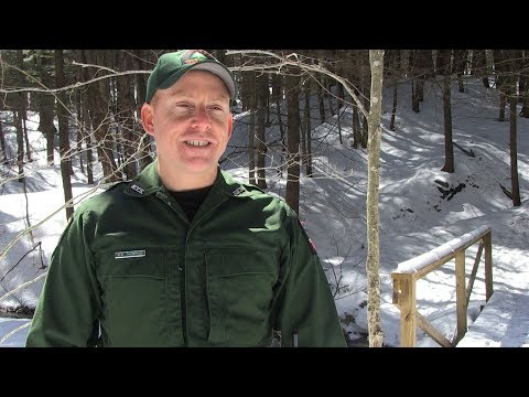 On The Front Lines - NYSDEC Forest Ranger