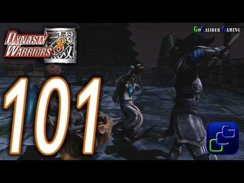 Dynasty Warriors 8 Walkthrough - Part 101 - JIN Story: Defend Chengdu