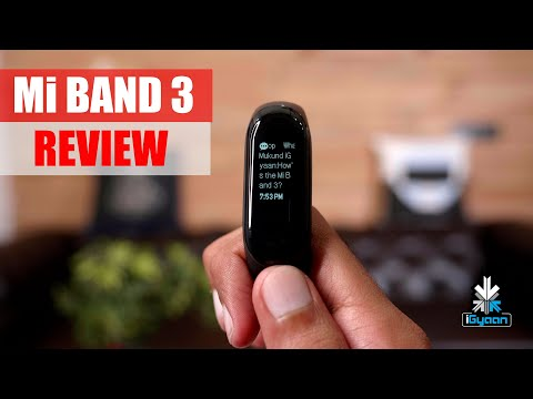 Xiaomi Mi Band 3 Full Review Mp3