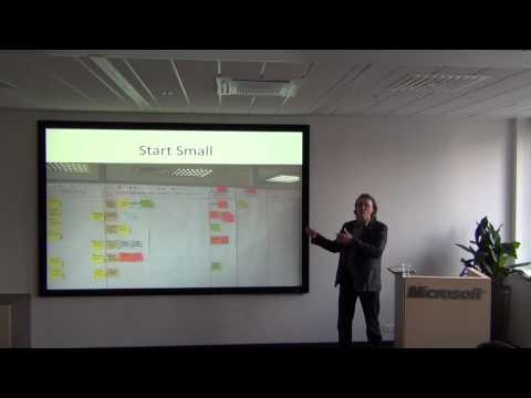 Vladimir Ivanov 'No time to work on improvements? Find it with Kanban!'