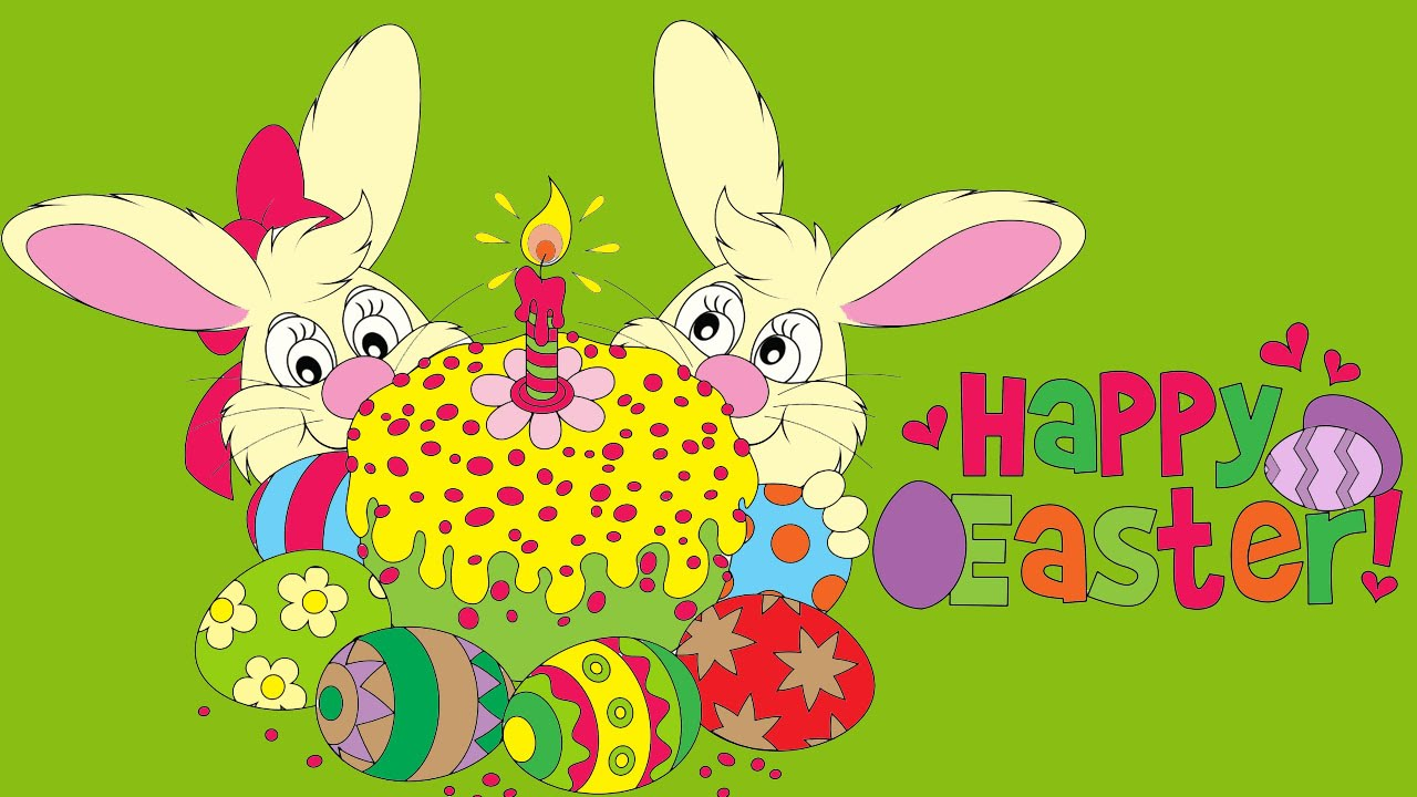 Colorful Preschool Easter Coloring Pages Image - Coloring Page ...