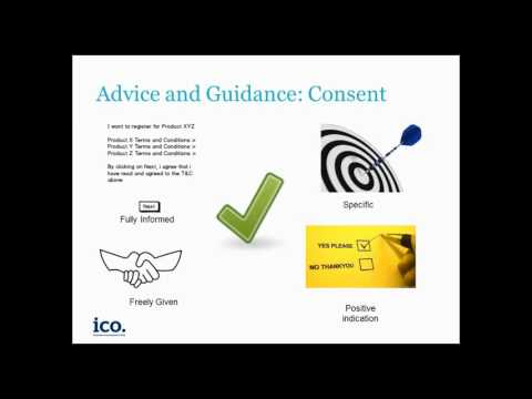 Direct Marketing Guidance for Charities webinar