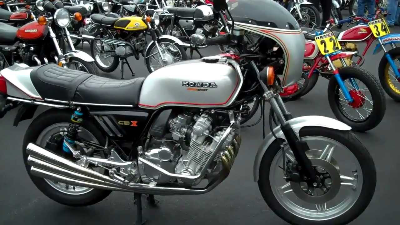 Kawasaki Six Cylinder Motorcycles