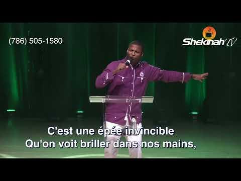 Pasteur Gregory Toussaint   Nuit de Shekinah    Guérison Surnaturelle