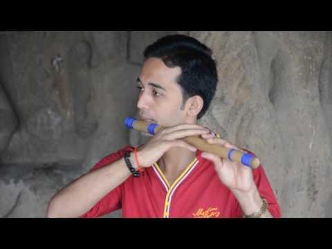 Mean Tenu samjawa ki G# flute cover  golden flute ( Bansuri )