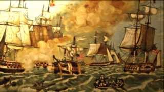 """""""The Enemy is Ours! The Prayers of My Wife Are Answered."""" - Captain Perry"""
