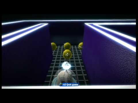 LittleBigPlanet2: 3D Pacman (360° Rotation) [1P] (Beta)