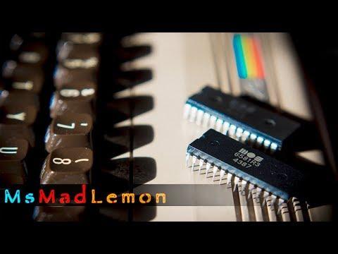 Part 1: SID2SID & Stereo SID - Commodore 64 Mod