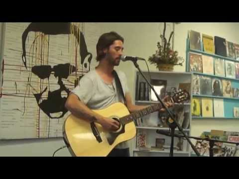 Ryan Bingham A Long Way from Georgia-Acoustic showing