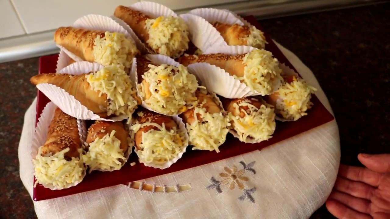 Cuisine alg rienne les cornets sal s matbakh for Dicor de cuisine algerienne