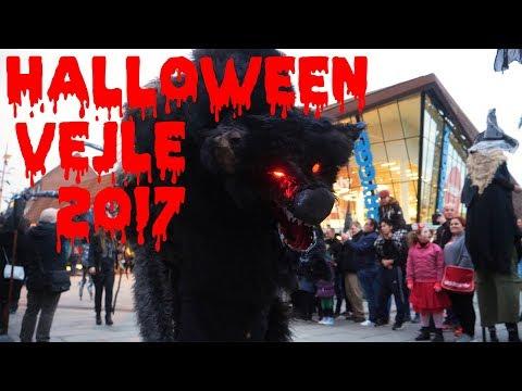 Hallowen i City Vejle 2017
