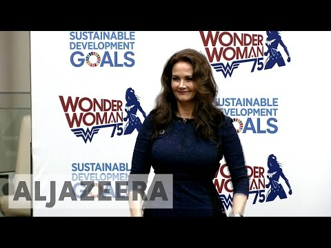 Anger as Wonder Woman takes on UN ambassador role