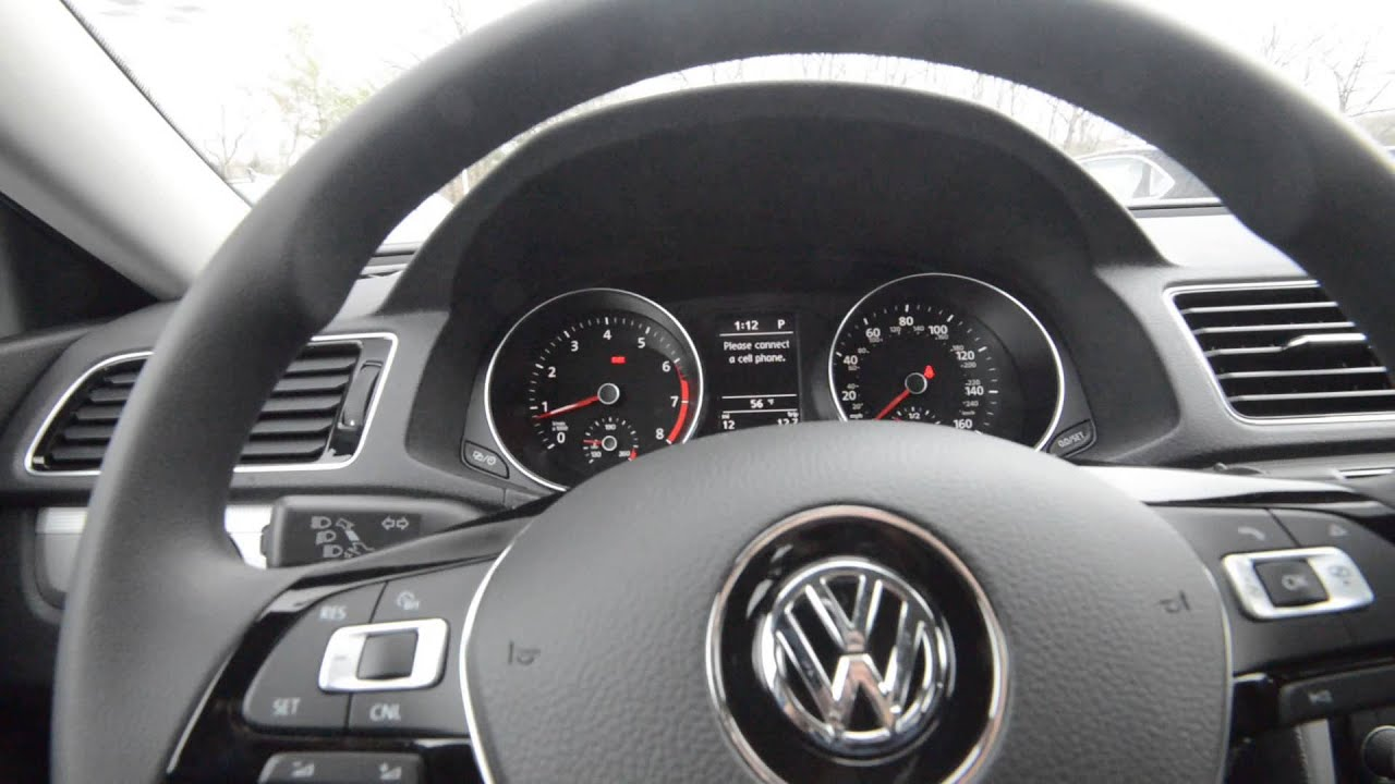 Brand New Face Lifted 2016 Volkswagen Pat 1 8t S Walk Around