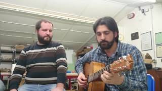 Weatherock acoustic ensemble - Blackbird
