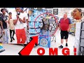 SNEAKING THINGS IN PEOPLE'S GROCERY CARTS (WALMART)