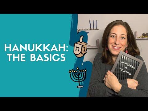 Hanukkah: The Basics