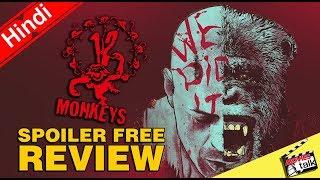 Hello friends aaj hum baat karne wale hai 12 monkeys movie ke spoil...