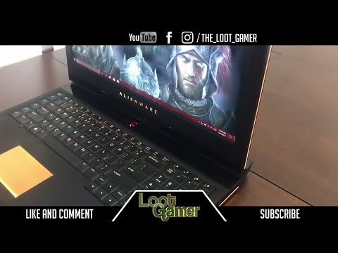 Alienware R4 17.3' GTX 1080 Laptop Review- Was It Worth The Upgrade??
