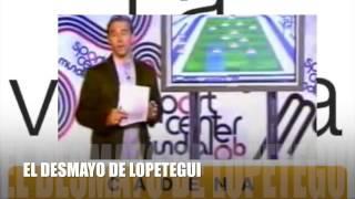 EL DESMAYO DE LOPETEGUI