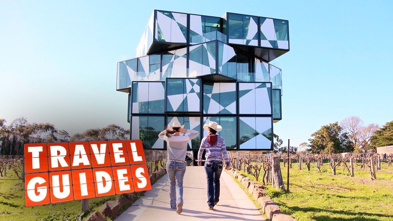 Cube cellar door confuses the Guides | Travel Guides 2019