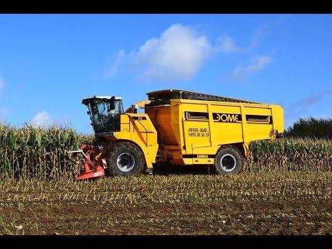 Ensileuse Dome - Trans-Agri SPRL