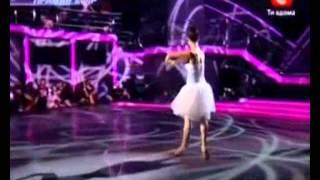 """выступление балерины от ИА """"Солянка"""""""