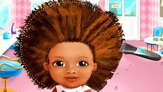 Sweet Baby Girl Beauty Salon 2 Kids Games - Play Fun Hair Care, Nail Spa & Makeover Games For Girls