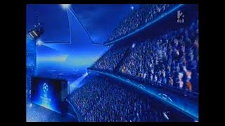 UEFA Champions League 2012 Intro - Ford & PlayStation HUN