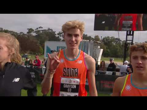 2019 Foot Locker Cross Country Championships Boys Intros