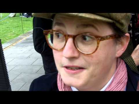 Interview with Natalie Bennett's Press officer (Greens)