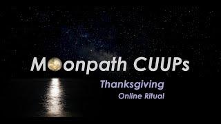 Moonpath Rituals: Thanksgiving Online